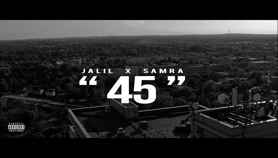 """Jalil x Samra """"45"""""""