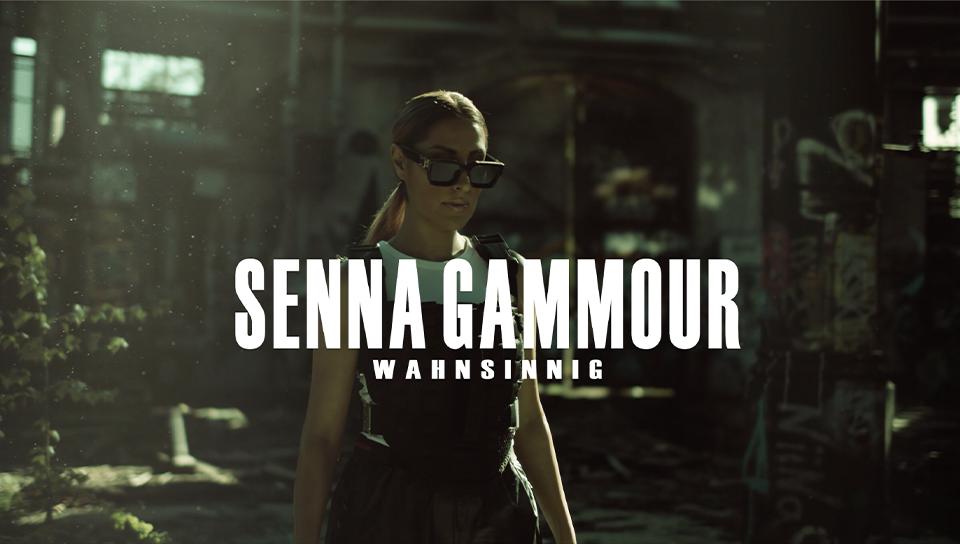 Senna Gammour – Wahnsinnig